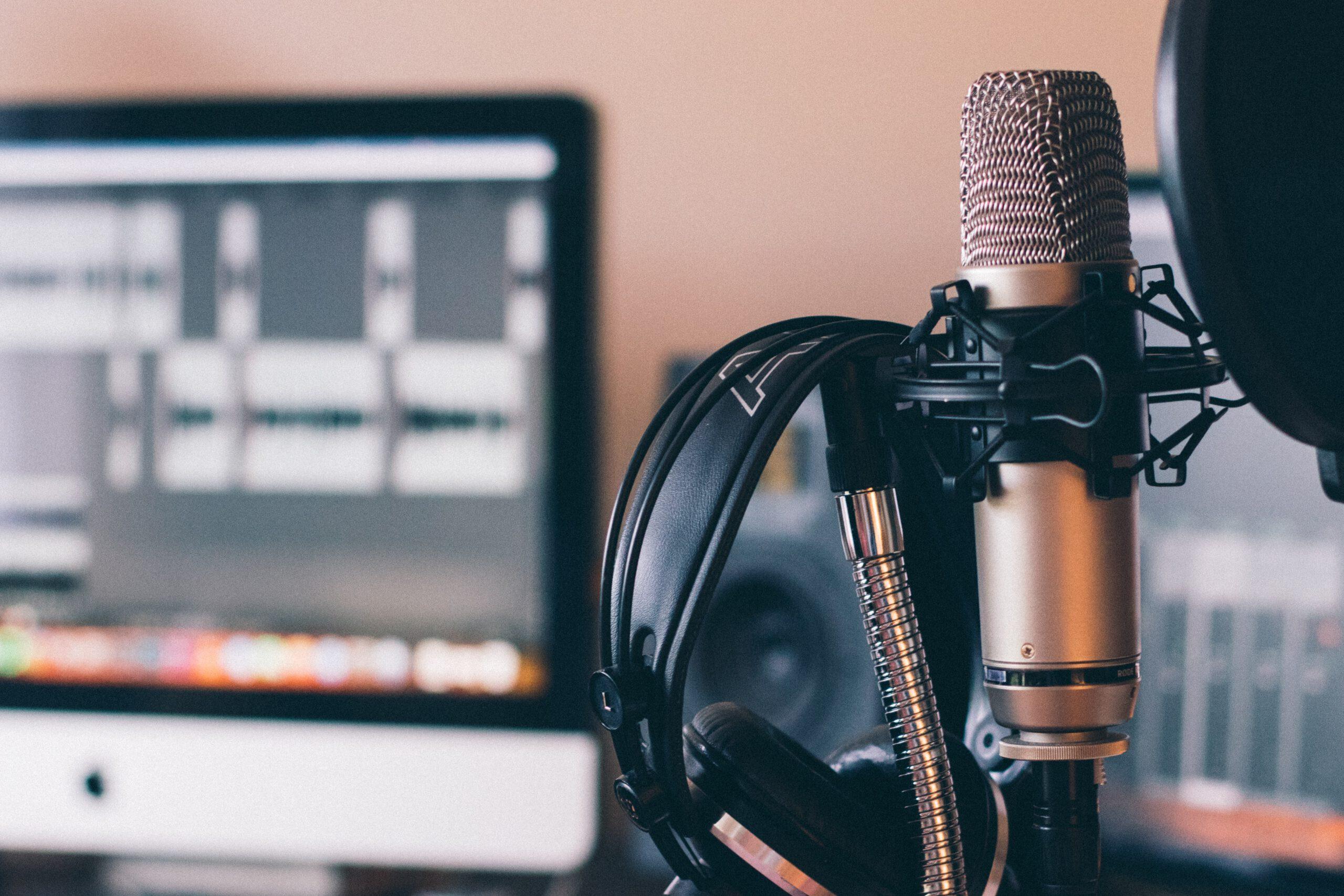 Mikrofon-Performance